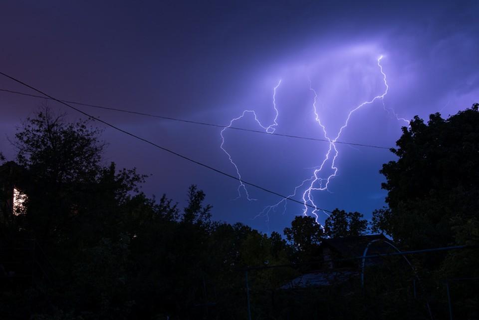 От прямого удара молнией в 2021 году погибли две жительницы Башкирии