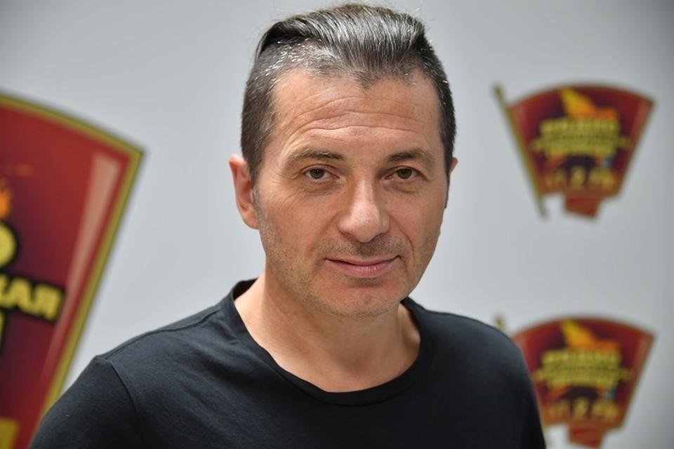 Большую часть времени Вадим Самойлов теперь проводит в Екатеринбурге