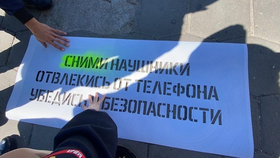 Фото: пресс-служба УГИБДД ГУ МВД России по региону