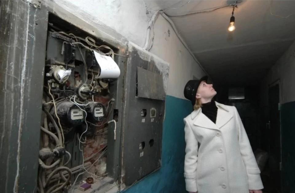 Почти 1,5 тысячи человек остались без света из-за аварии на линии в Краснодаре