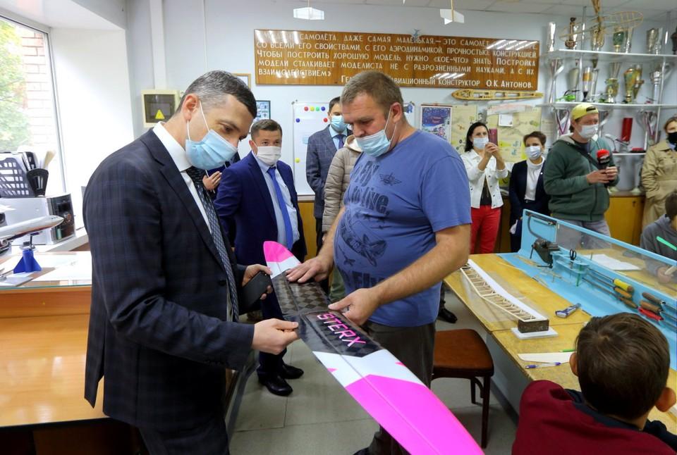 Система дополнительного образования в Томске охватывает десятки тысяч ребят. Фото: сайт мэрии Томска