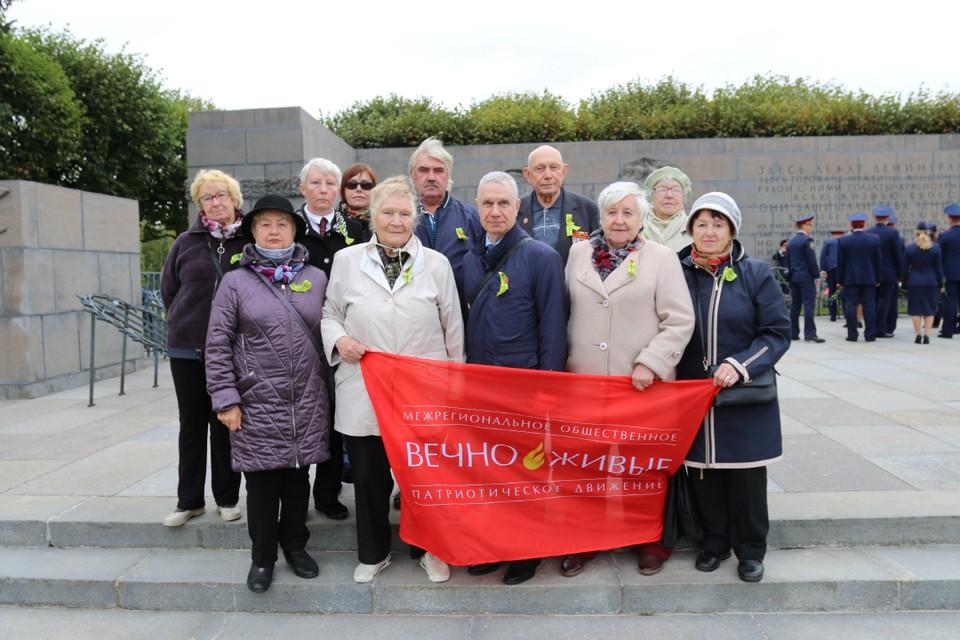 В День памяти жертв блокады на Пискарёвском мемориальном кладбище прошли торжественно-траурные мероприятия. Фото: пресс-служба РСТИ.