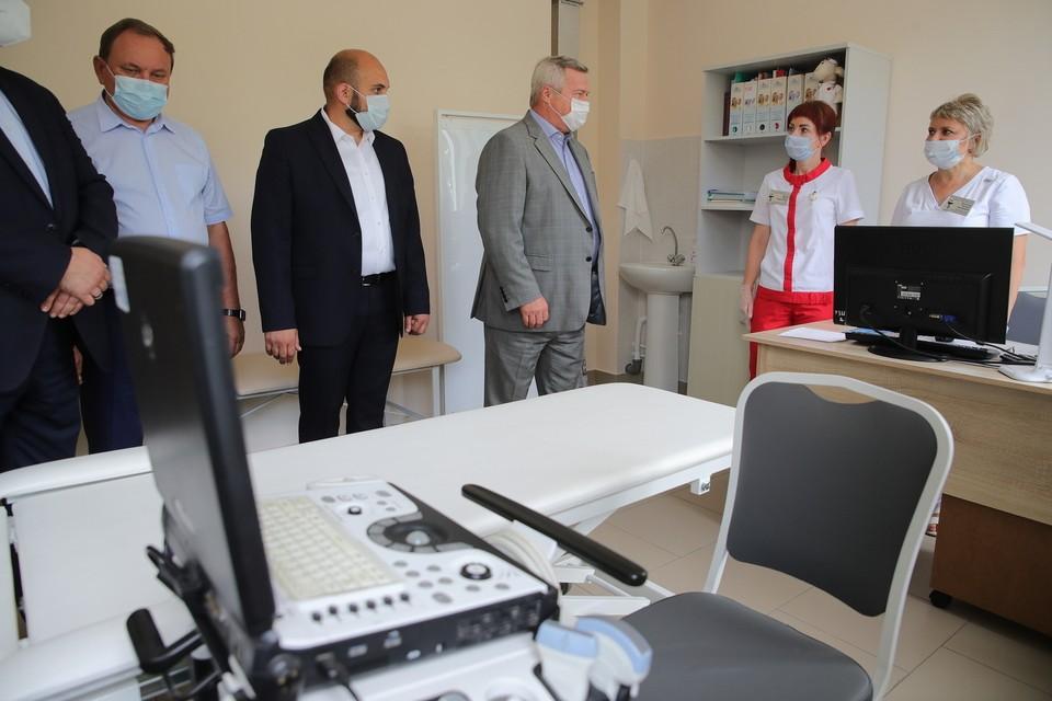 Из-за нехватки медиков в Ростовской области для них введут стимулирующие выплаты