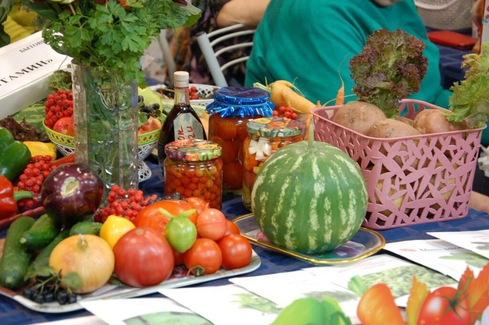 В Урае провели праздник урожая «Дары осени — 2021» Фото: Администрация Урая
