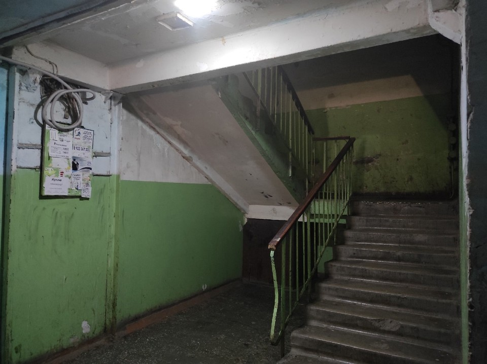 В Тюмени выявят аварийные дома.