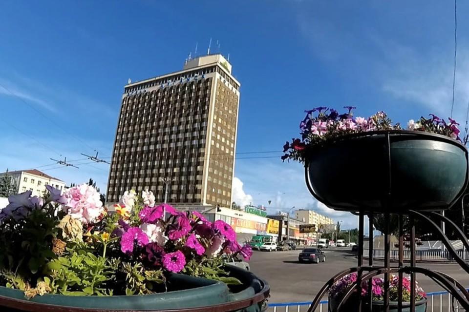 День города в Луганске отмечается во вторую субботу сентября. Фото: АГ Луганска