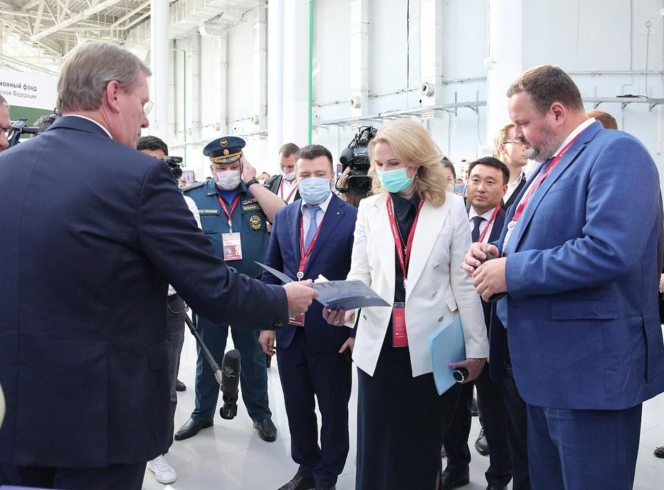 Фото с официального сайта Каспийского Трубопроводного Консорциума