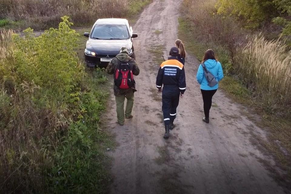 Суммарно волонтерам с начала сентября поступило больше полусотни заявок на поиск людей в лесу. Фото: vk.com/salusryazgmu62
