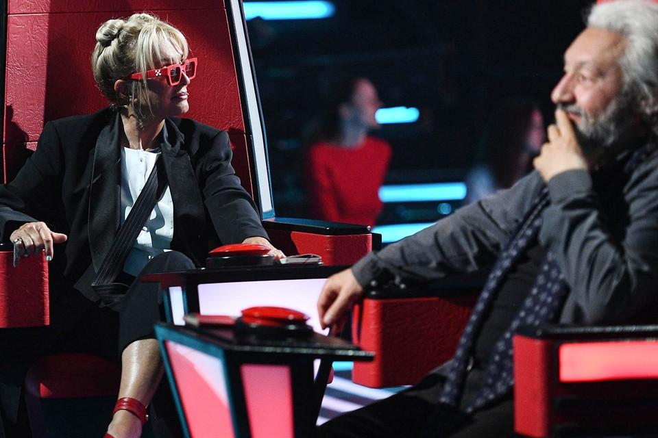 «КП» удалось задать несколько вопросов певице на одной из репетиций. Фото Максима ЛИ