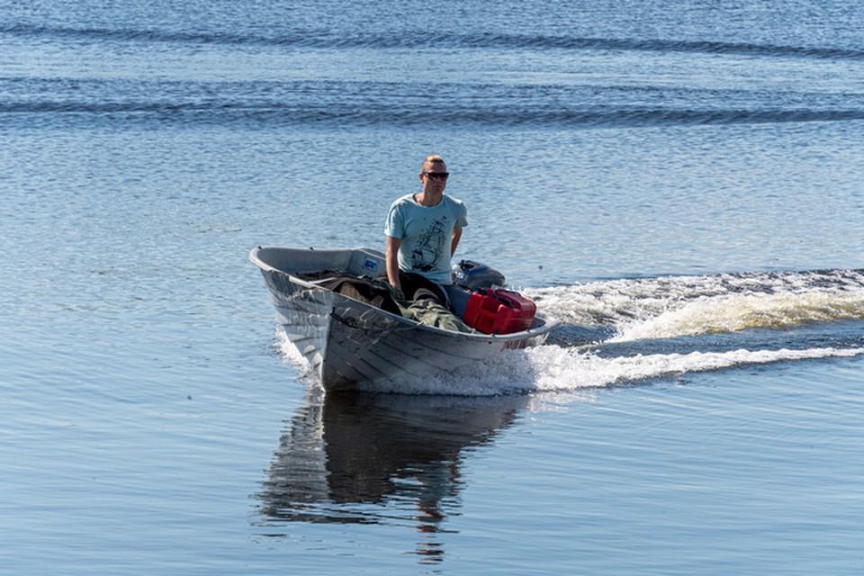 Для поиска требуются лодки, «кошки» и эхолот со структурным сканером.