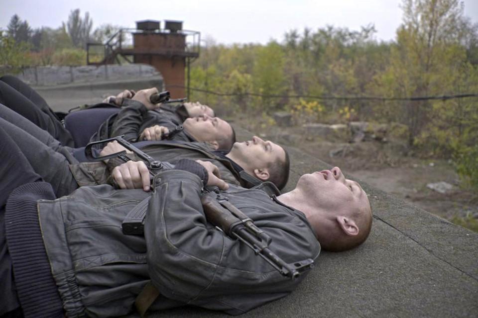В «Носороге» нет ничего такого, чего ожидали бы от Сенцова: ни политики, ни выпадов в адрес России