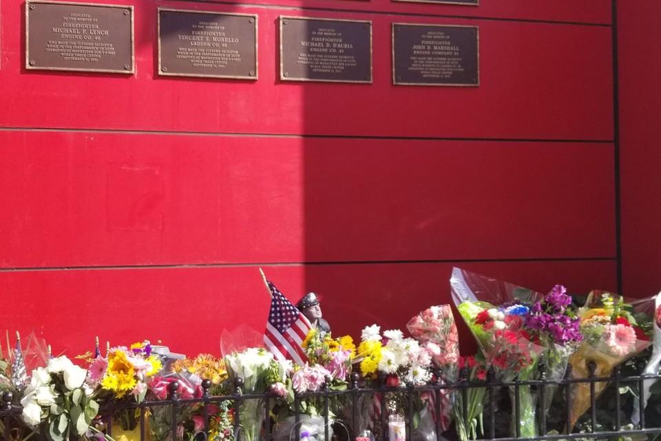 В США отметили 20-летнюю годовщину терактов 11 сентября
