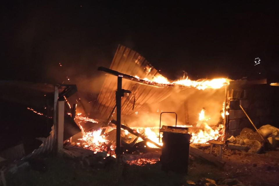 Все чаще пожары происходят из-за неправильной эксплуатации печей