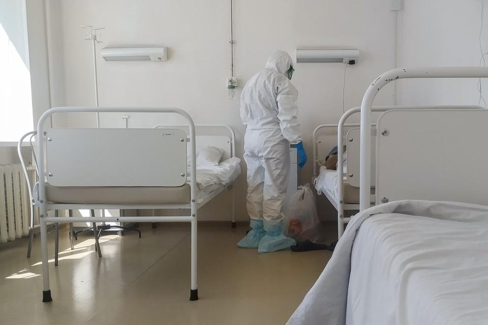 Коронавирусом заболели более 90 тыс. жителей Челябинской области