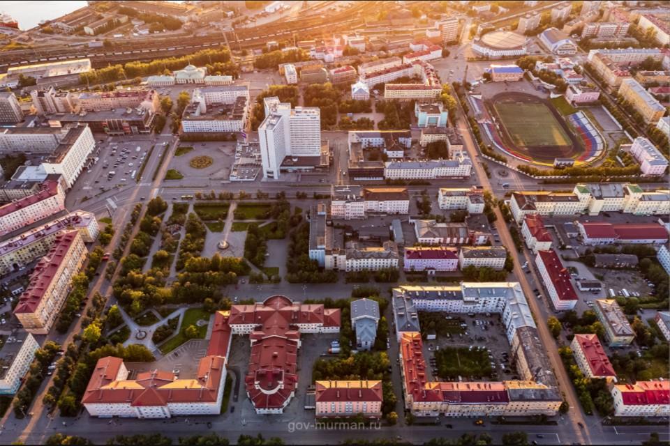 Готовили концептуальные решения Центр городского развития Мурманской области, архитектурное бюро «ASADOV» и «М4». Фото: правительство МО