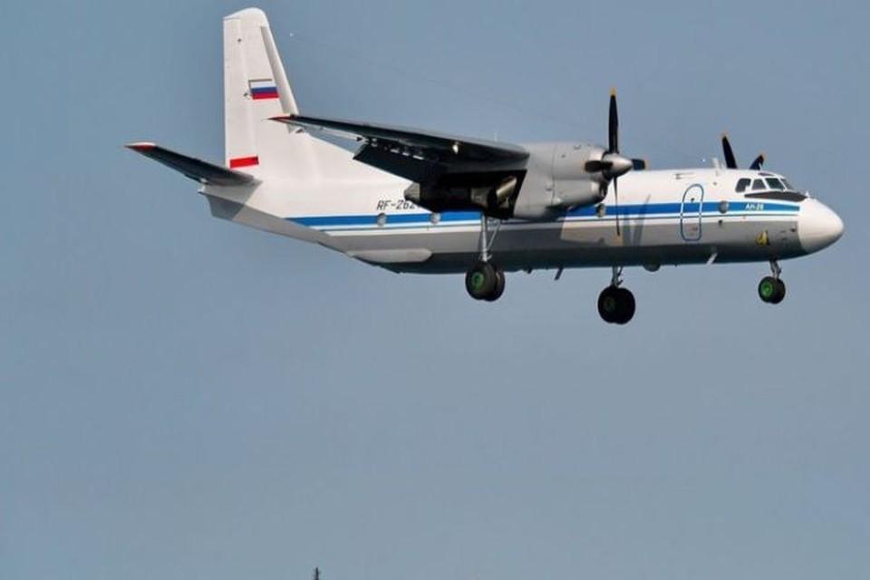 Япония заявила о нарушении воздушного пространства российским самолетом Ан-26 Фото: Юрий Смитюк/ТАСС