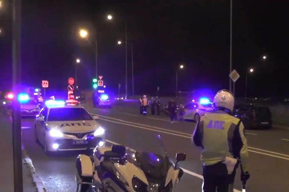Фото: скриншот видео ГУ МВД России по Петербургу и Ленобласти