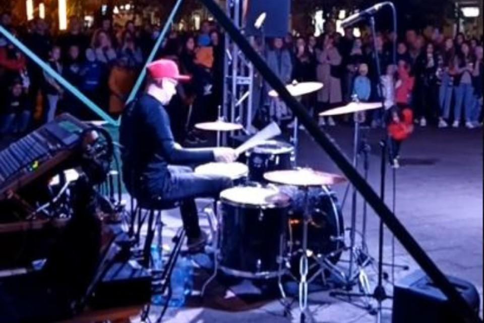 Музыка, фестиваль фуд-траков и другое: в Красноярске закончился проект «В центре Мира»