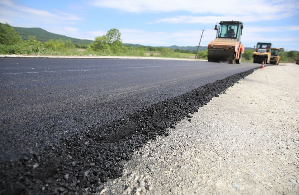 Дороги Лесозаводска ждут ремонта