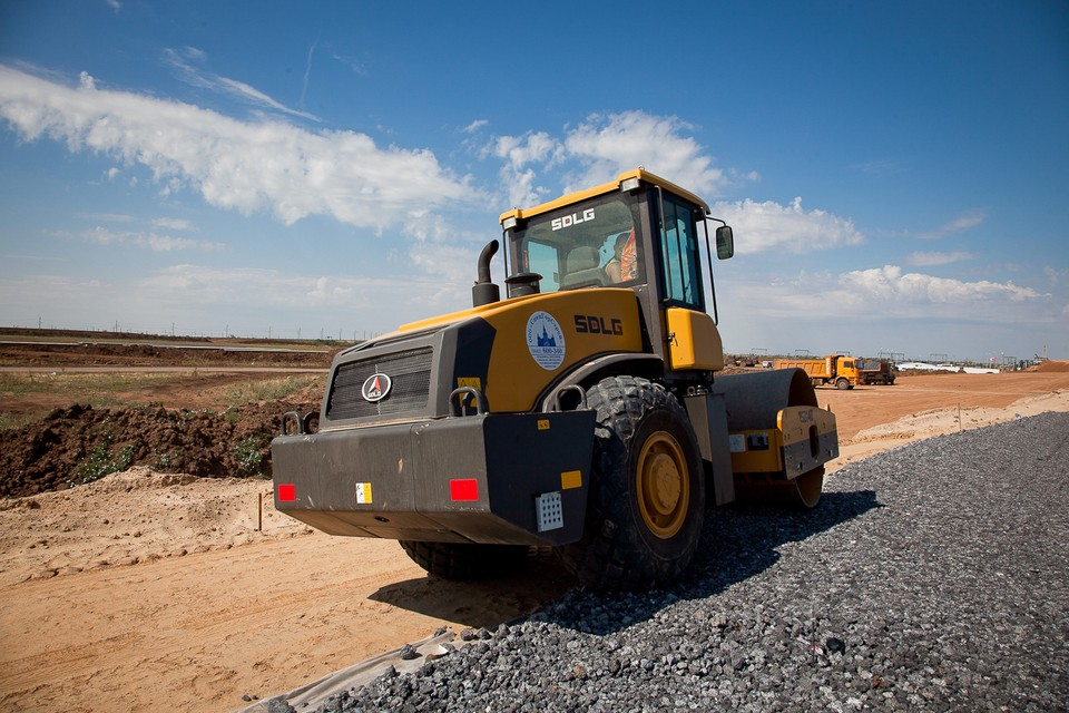 Новая дорога почти готова. Фото: АВО