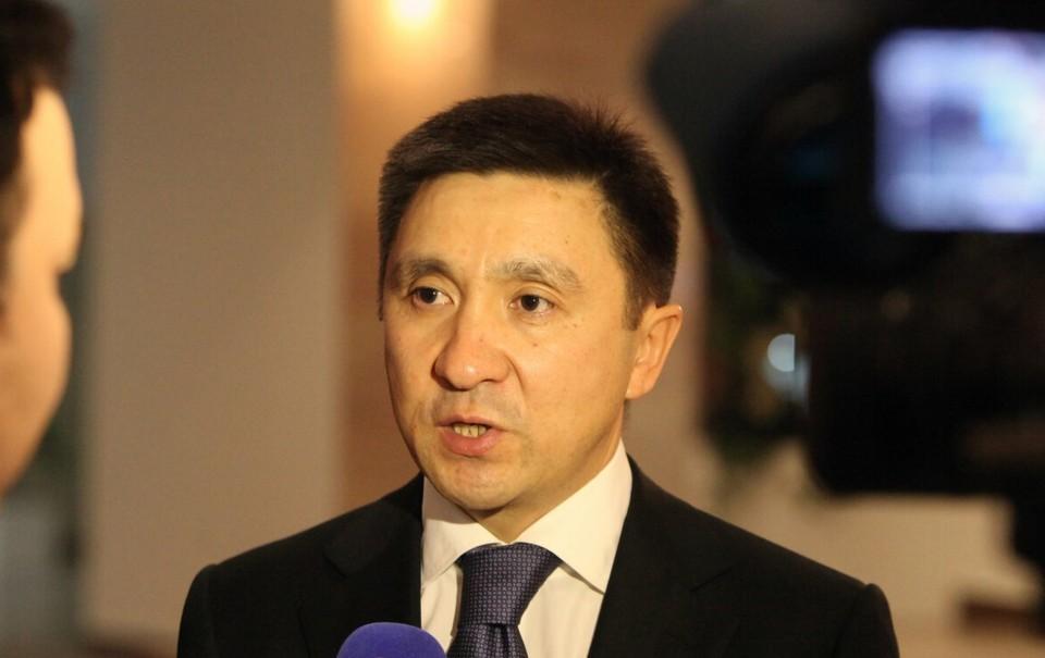 Ерлан Кожагапанов