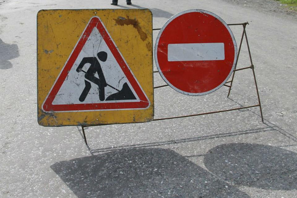 Подрядчика оштрафовали на 280 тысяч рублей за нарушения при ремонте улицы Мелентьева в Иркутске