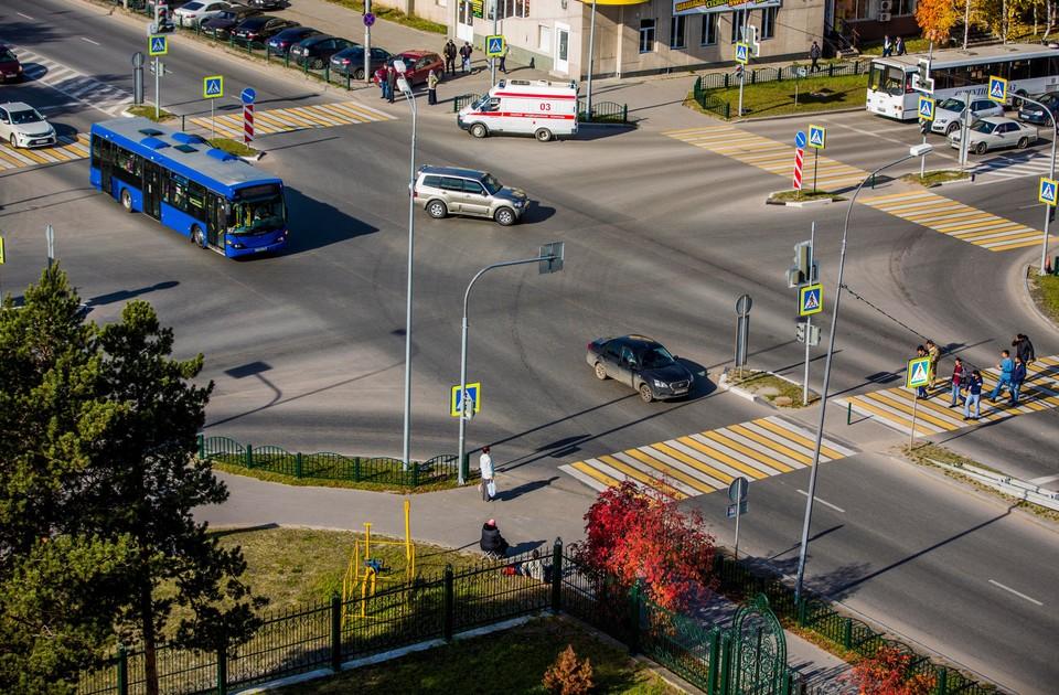 В Сургуте изменили схему движения маршрута № 31 Фото: Официальный портал Администрации города Сургута
