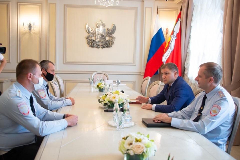 фото правительства Воронежской области