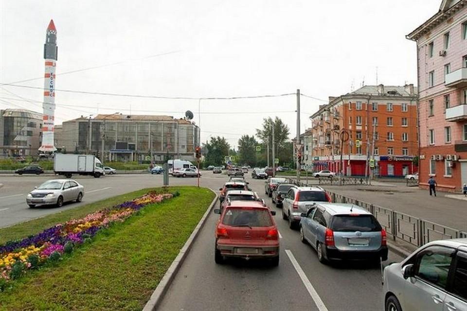 В Красноярске установят новые дорожные знаки. Фото: пресс-служба администрации города