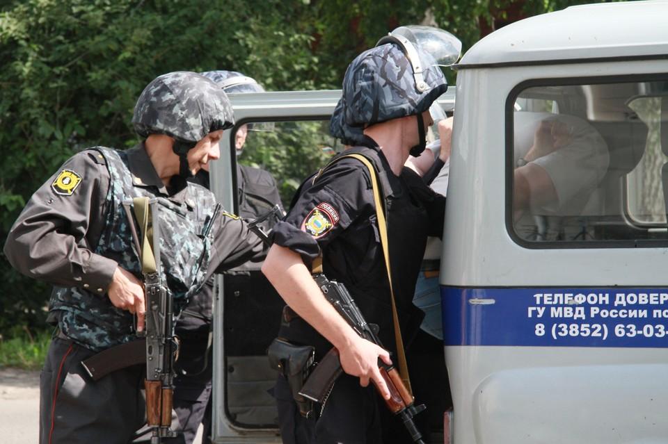 Беглеца обнаружили в селе Усть-Кокса Республики Алтай