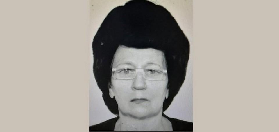 Возможно, вы где-то видели эту женщину. Фото: пресс-служба ПСО «Регион 18»