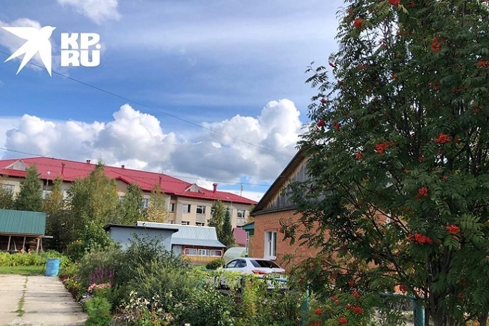 Поселок Сентябрьский