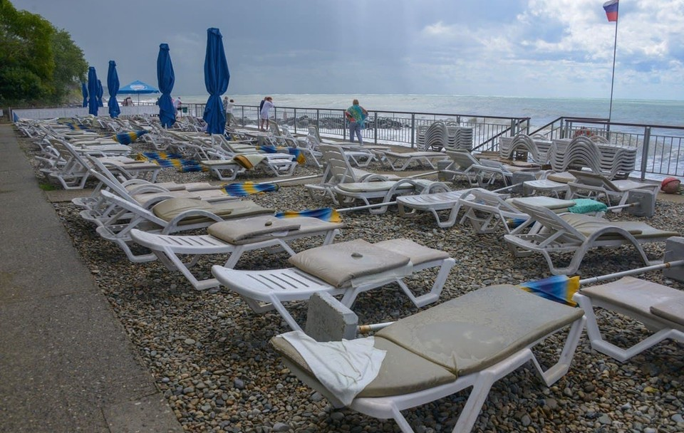 В Сочи появятся 25 зимних пляжей