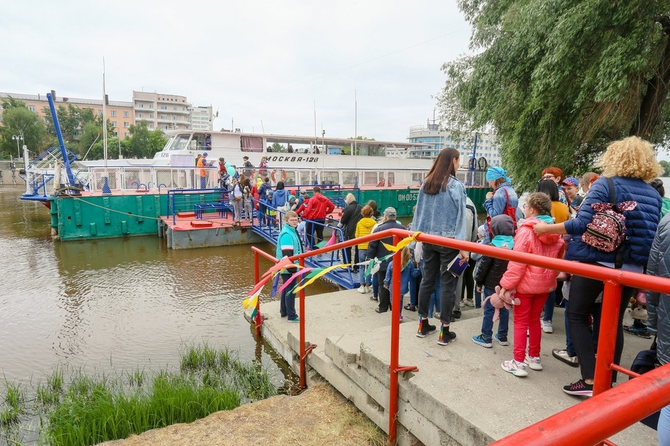 В Омске перестали ходить прогулочные теплоходы. Фото: vk.com/omskteplohod