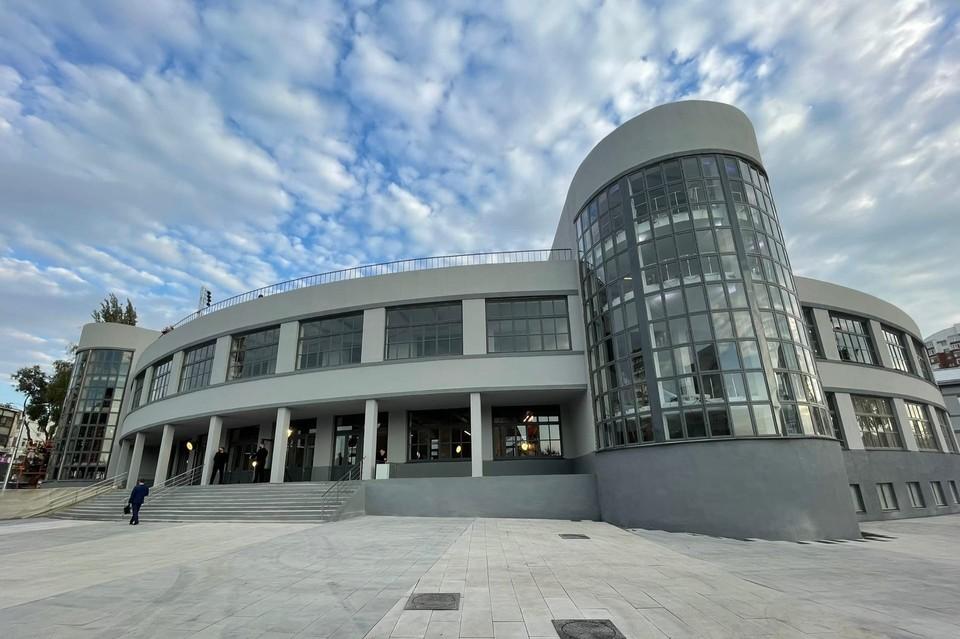 Филиал Третьяковской галереи в Самаре — единственный стопроцентно созданный с нуля