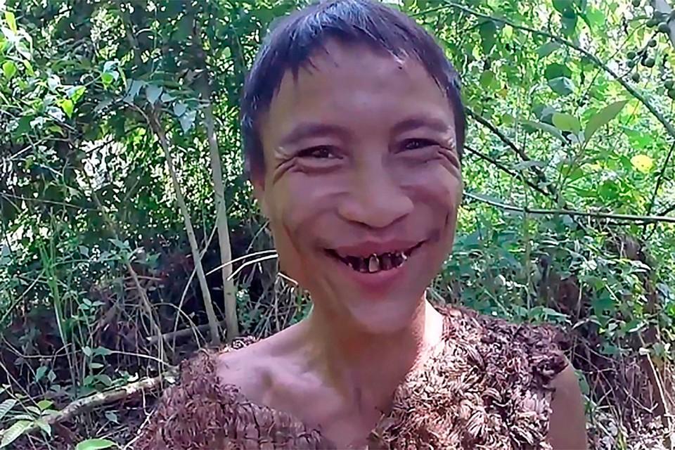 Хо Ван Ланг всю жизнь прожил в джунглях