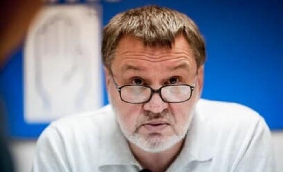 Сергей Исаев.