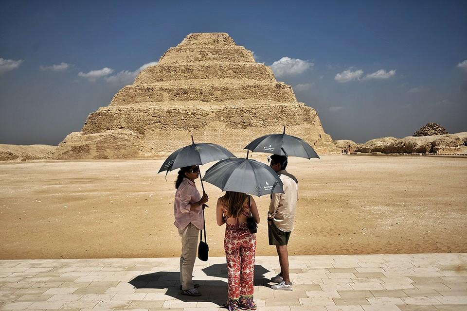 В Египте, в селении Саккара под Каиром после 15-летней реставрации откроется пирамида Джосера.