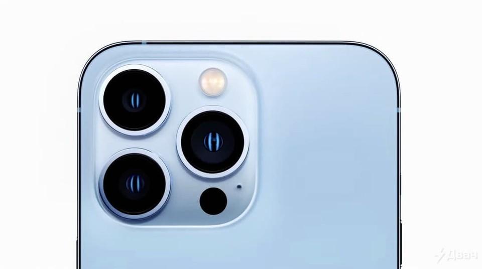 Компания Apple показала iPhone 13, 13 mini, 13 Pro и 13 Pro Max. Фото: Apple