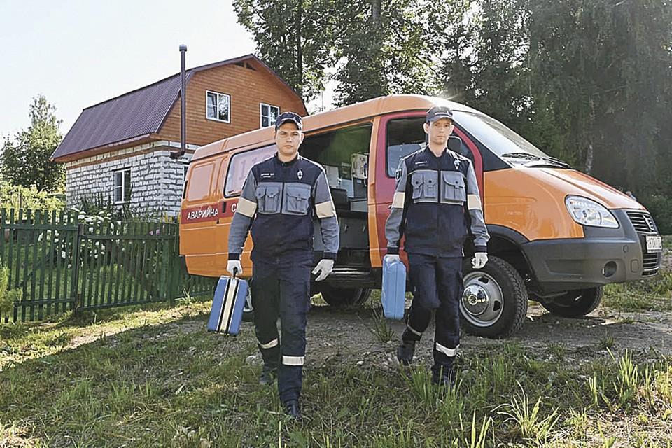 Использование газового оборудования в жилых домах должно быть безопасным. Фото: Пресс-служба правительства МО