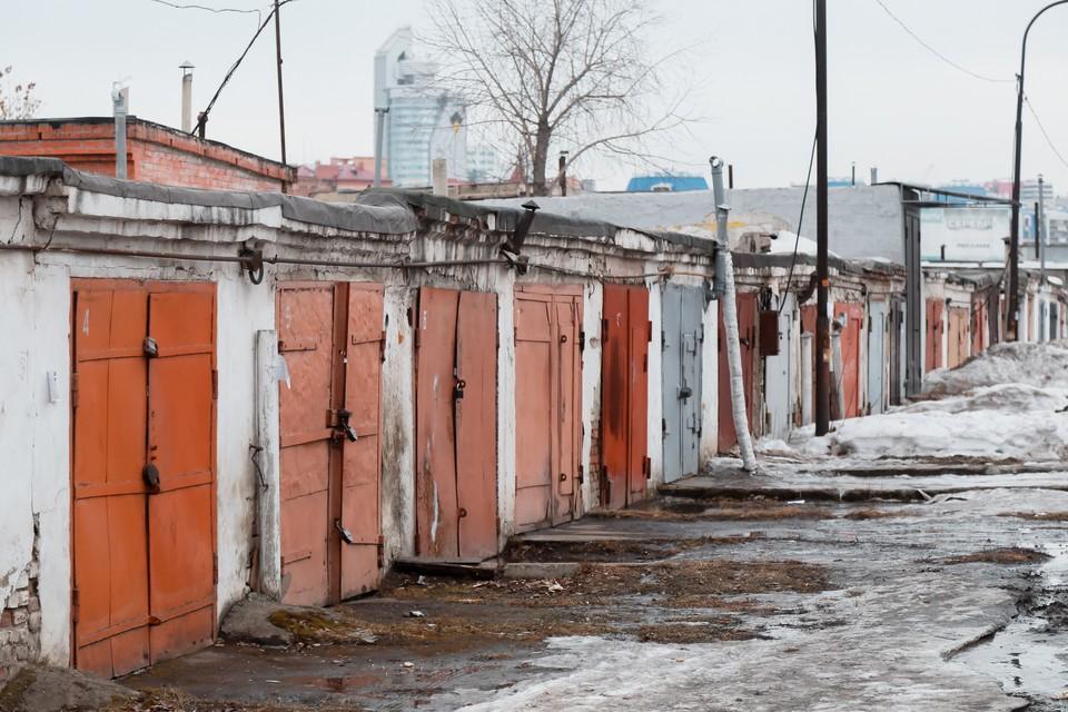 В Красноярске будут судить 24-летнего мужчину, укравшего три гаража