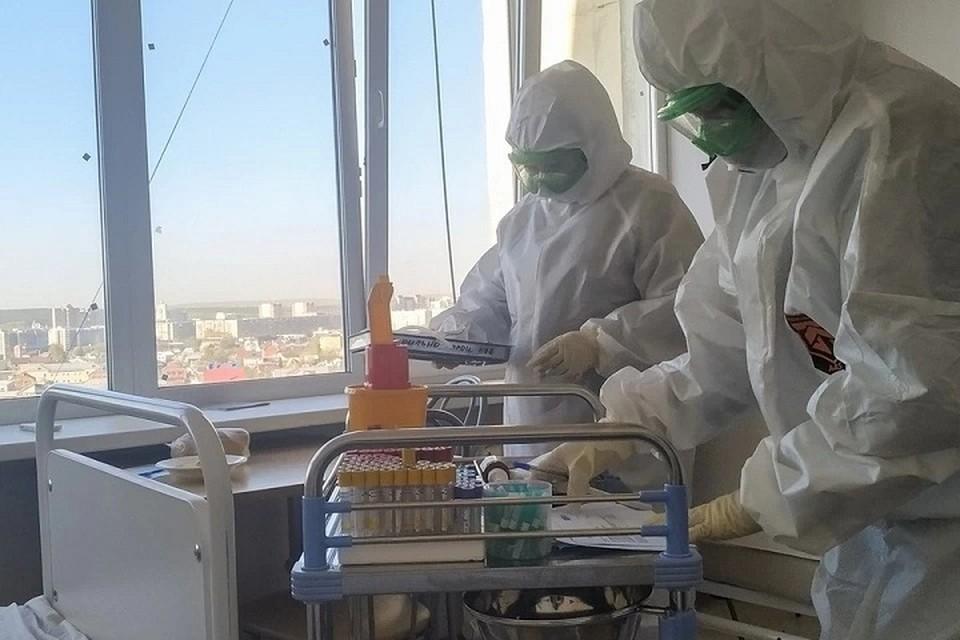 Крымчане продолжают болеть коронавирусом. Фото: Архив КП