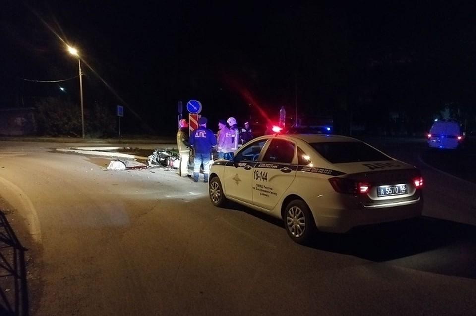 На место аварии выезжали инспекторы ГИБДД и следственно-оперативная группа Фото: УГИБДД по Свердловской области