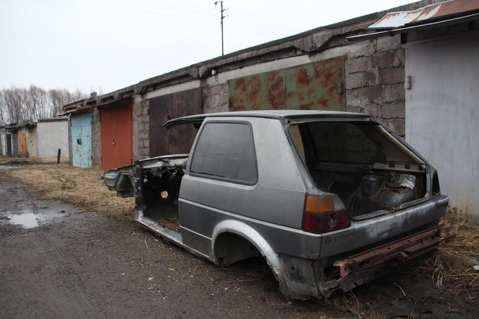 Мэрия готова взять на себя оформление незаконных гаражей