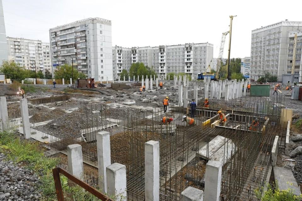 В Кузбассе стартовала программа капремонта «Мой новый детский сад». Фото: АПК.