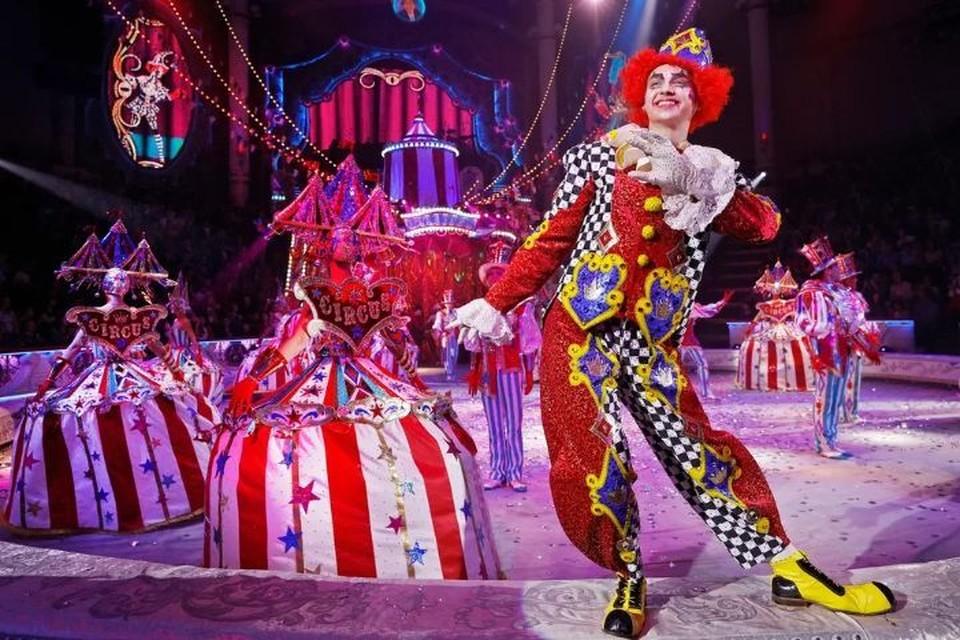 """Премьера циркового шоу """"Бурлеск"""" уже в эти выходные. Фото: фотоархив шоу «Бурлеск»"""