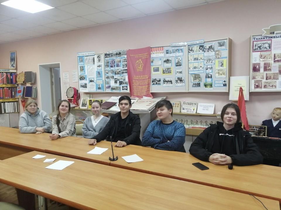 Школьники Тюменской области выяснили, кто лучше разбирается в безопасном поведении в Сети
