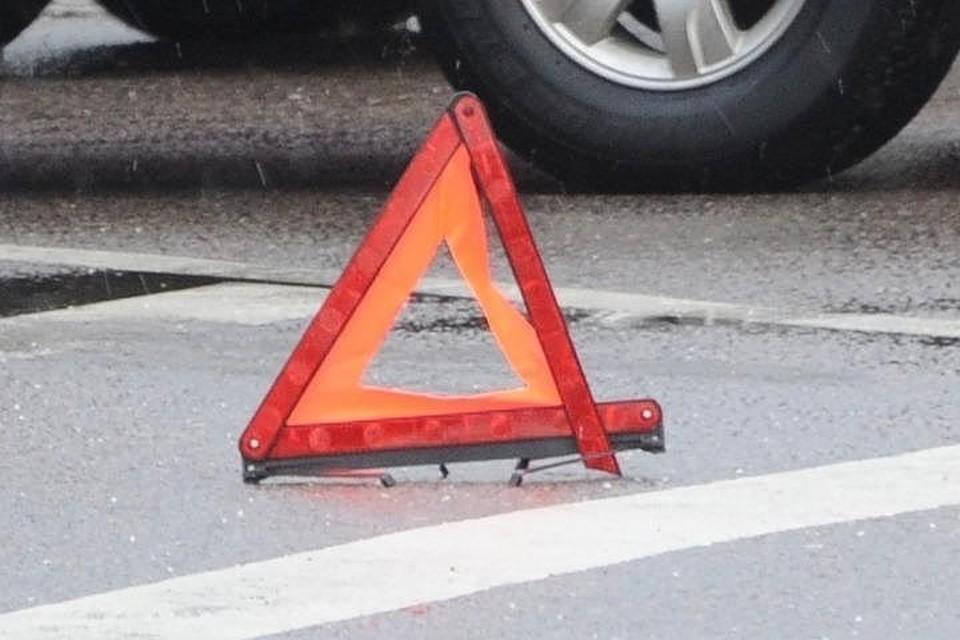 Авария произошла на трассе между Елабугой и Набережными Челнами.