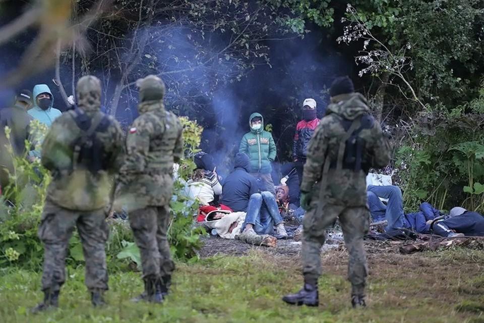 Глава Еврокомиссии заявила, что на границе с Беларусью происходит гибридная атака. Фото: REUTERS