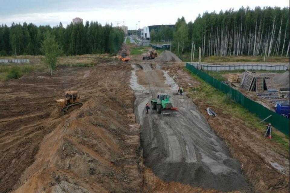 На строительство было выделено 255 миллионов рублей из федерального бюджета.